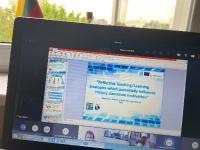 "Erasmus+ tarptautinis projektas ""Reflective teaching/learning in a modern European digital classroom"""