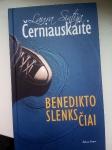 Lietratūros pamoka su rašytoja Laura Sintija Černiauskaite