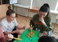 """Projektas """"Refleksija per fizikos, chemijos, biologijos ir matematikos pamokas"""""""