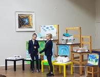 """Projekto """"Tyrinėjimo menas"""" pristatymas"""