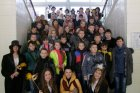 Svečiai iš Baltarusijos