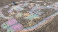 Piešinių ant asfalto konkursas 2020